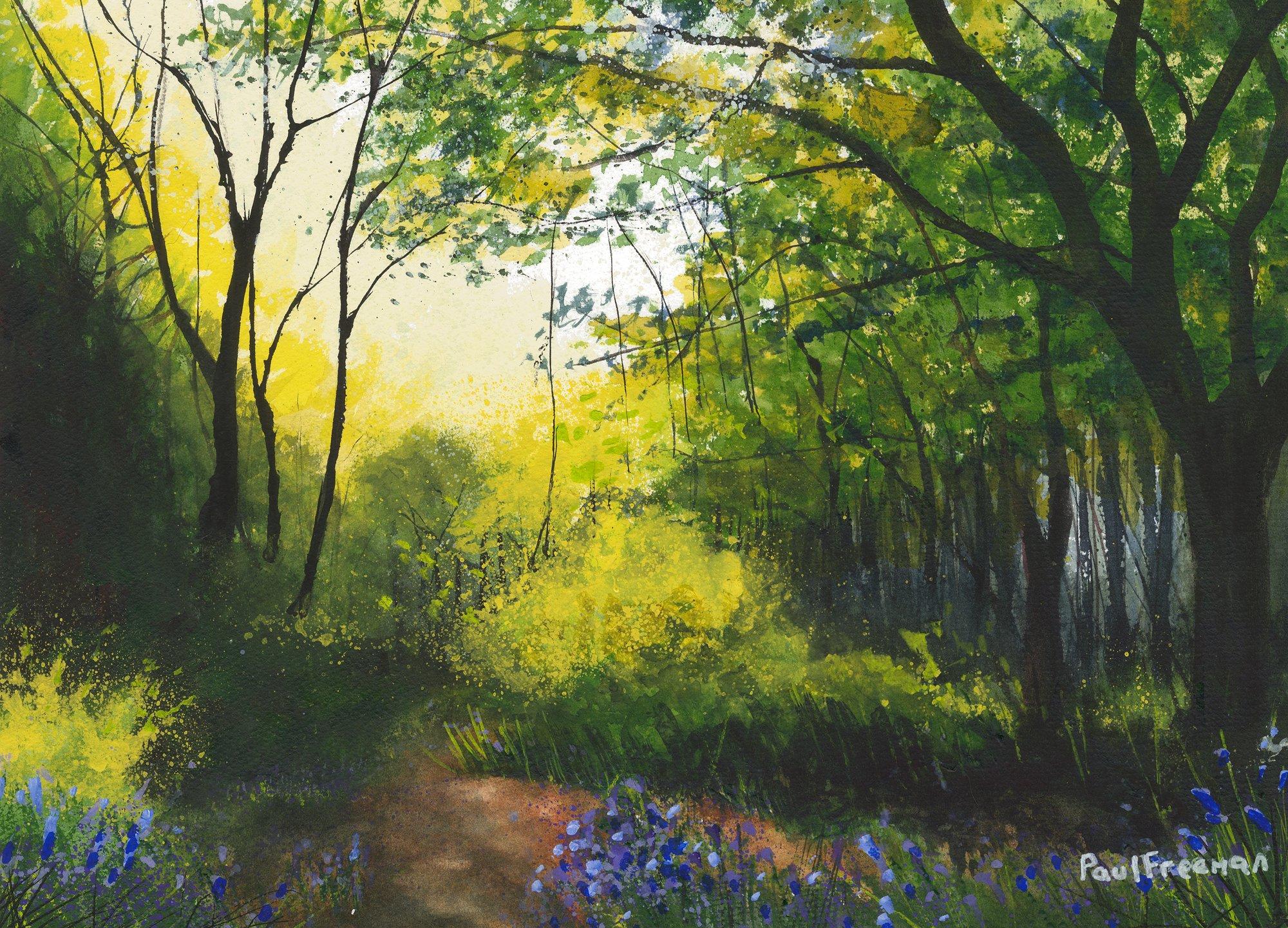 Hollings Original Landscape Art