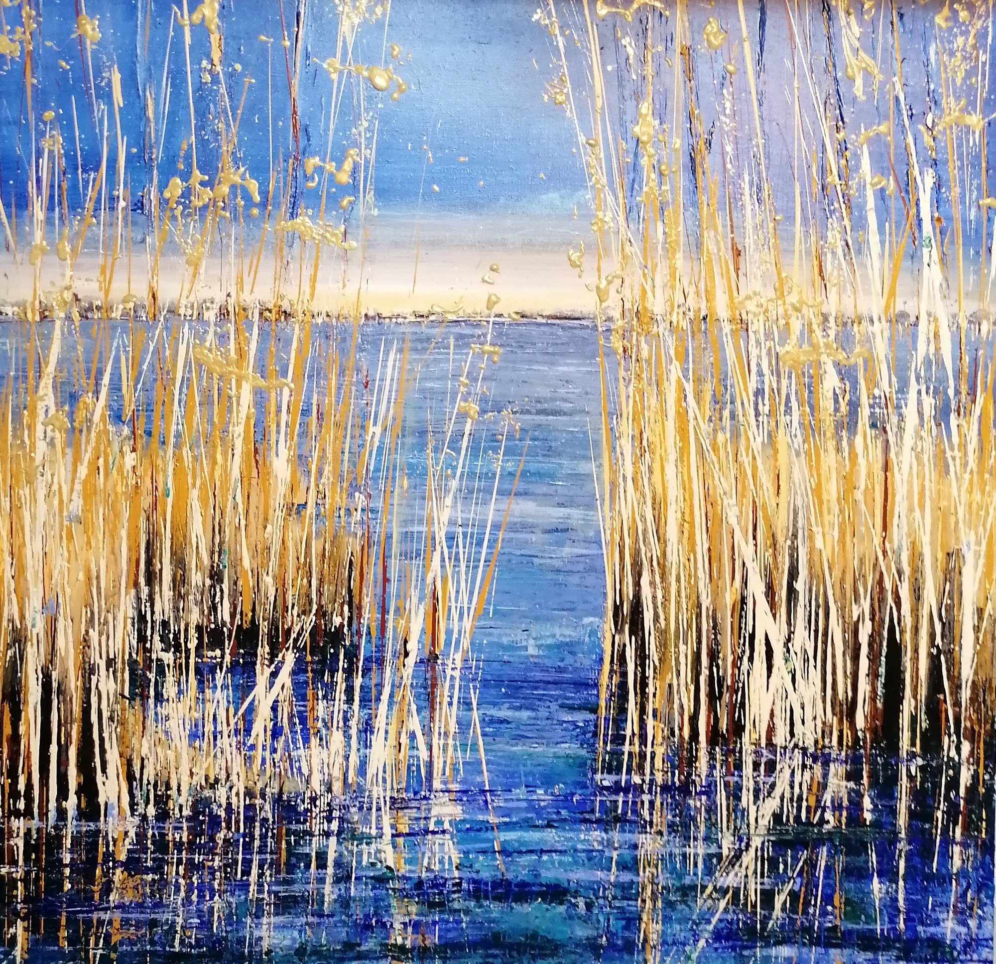 a gentle breeze Original Landscape Art